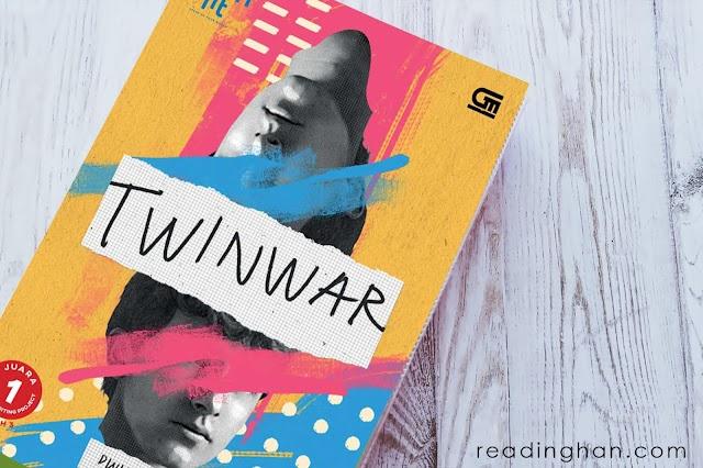 Peperangan Perangai si Kembar - Twinwar, Dwipatra