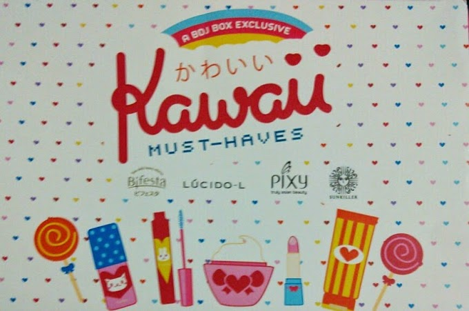 Kawaii Must-Haves: Unboxing My January-February 2015 BDJ Box