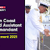 Last Day to Apply for Indian Coast Guard Assistant Commandant Recruitment 2021
