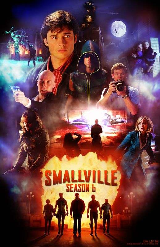 Smallville Temporada 6 1080p Dual Latino/Ingles