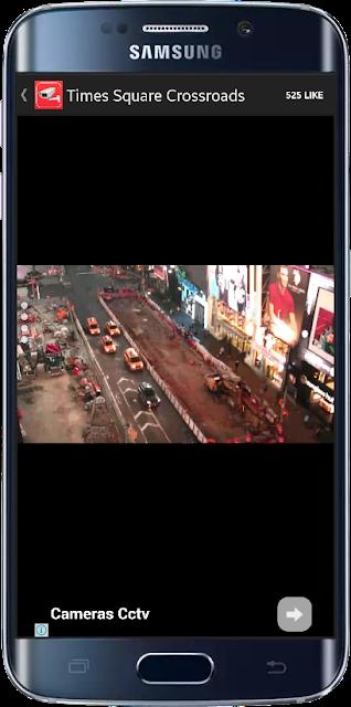 CCTV கேமரா Android செயலி
