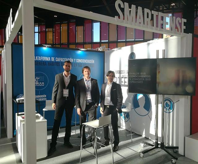 SMARTFENSE en el Encuentro Internacional de Seguridad de la Información 12ENISE