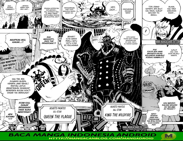 One Piece Chapter 925 Bahasa Indonesia