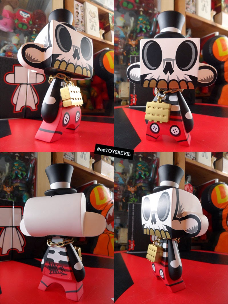 MADL phase 4 maemaemon DESIGNER URBAN Vinyle Art Toy Figure Mad L