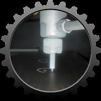 Резка и очистка металла струёй жидкого азота под давлением