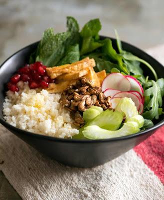 Cauliflower Couscous Bowl Recipe