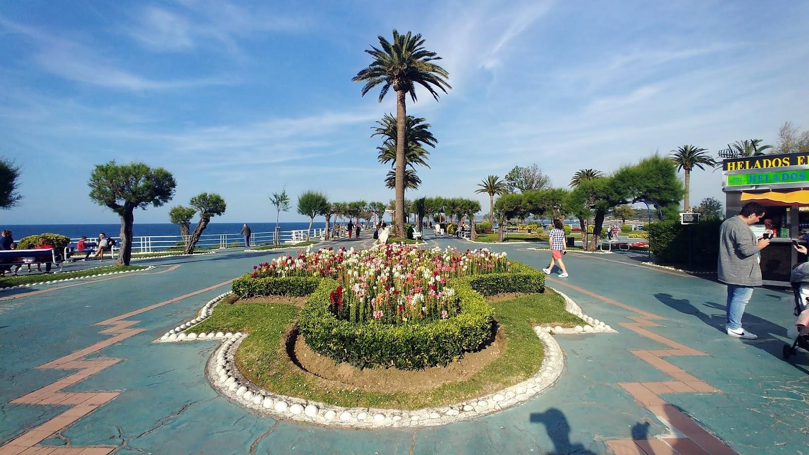 Ogrody Jardines de Piquio Santander