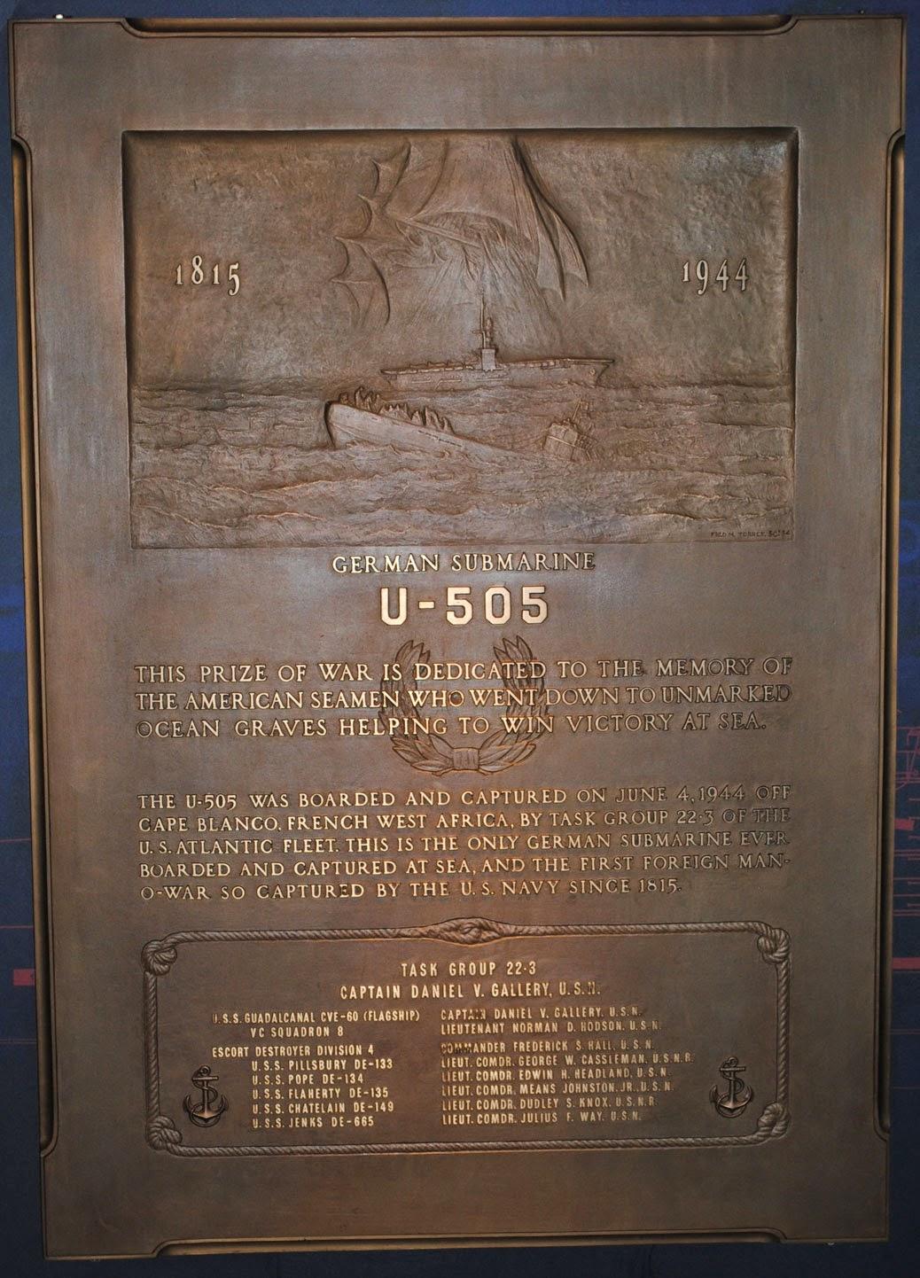 U-505 National Landmark
