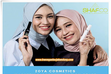 Lowongan Kerja Bandung Marcomm Zoya Cosmetics