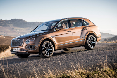 2019 Bentley Bentayga Toll Together With Redesign