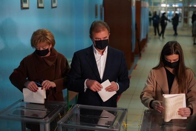 Олександр Попов: Сьогодні ми голосуємо за киян і майбутнє нашого міста