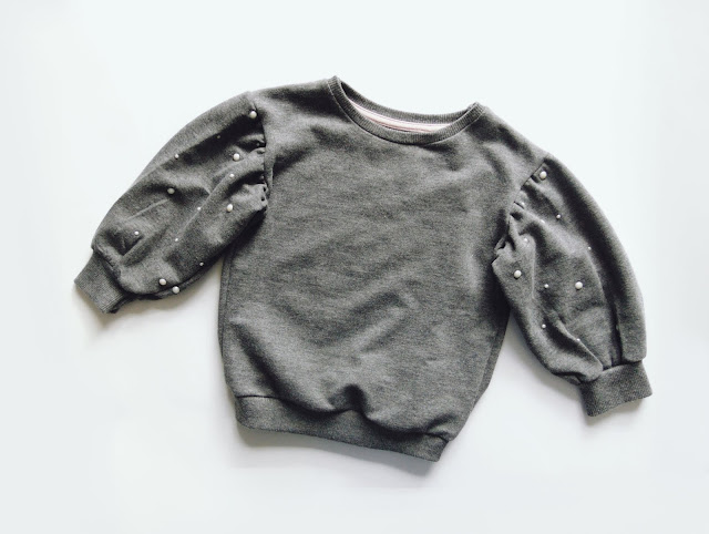 jak uszyć dziecięcą bluzę z dresówki,
