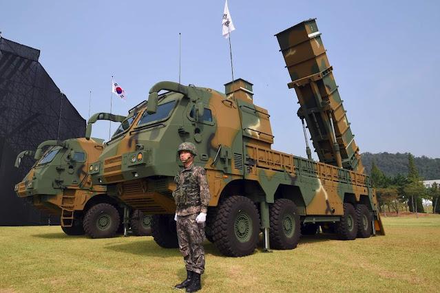الولايات المتحدة ترفع القيود على برنامج الصواريخ الكورى الجنوبي Received_269787728233296