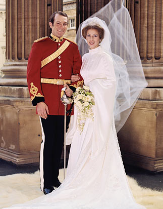 Royal Wedding Dresses Princess Anne
