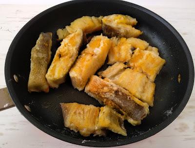 bacalao con garbanzos la cocinera novata legumbres receta cocina bajo en calorias tupper guiso pescado familiar comfortfood recetas caseras semana santa