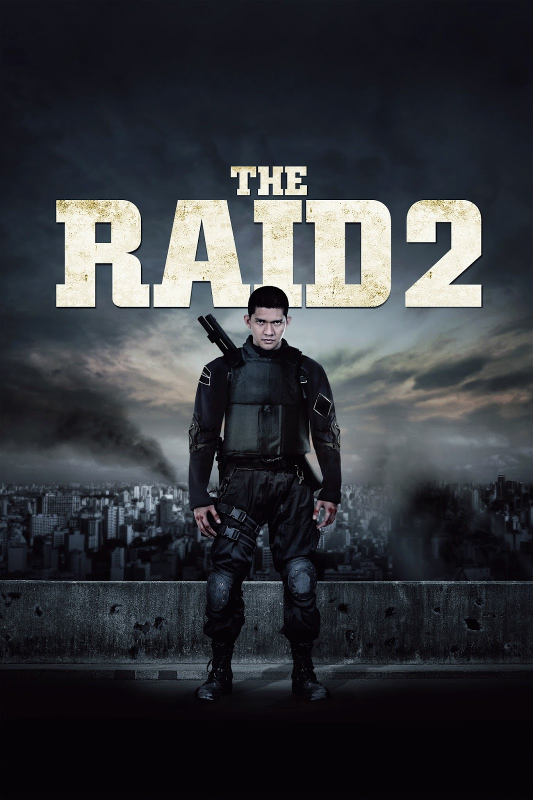The Raid 2 Berandal ฉะ! ระห้ำเมือง [HD][พากย์ไทย]