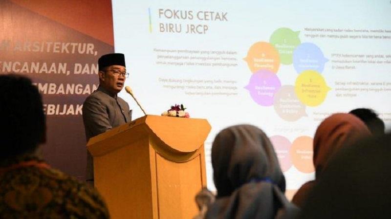 Jabar Redilience Culture Province Bakal Dirilis di 2020