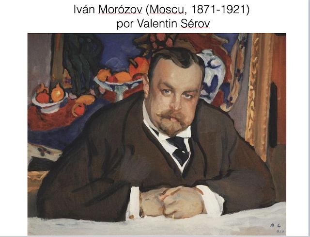 IVAN MOROZOV