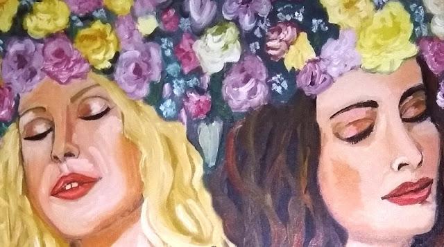 Άργος: Στην πλατεία Αγίου Πέτρου η υπαίθρια Έκθεση ζωγραφικής της  Ελισάβετ Δήμα – Πετροπούλου