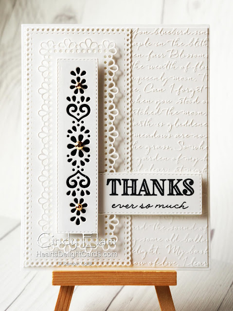 Heart's Delight Cards, Ornate Garden Suite, Ornate Layers Dies, Ornate Thanks, Early Release, 2020-2021 Annual Catalog, Stampin' Up!