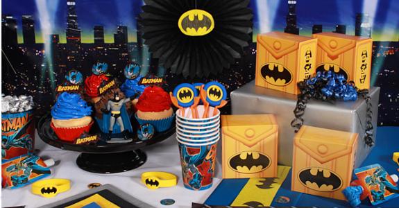 Mesa Arreglos De Batman De