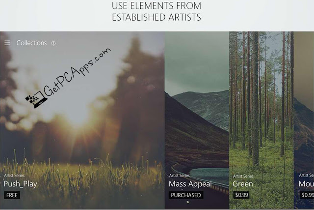 Download Fused: Double Exposure, Video and Photo Blender for Windows 10 PC