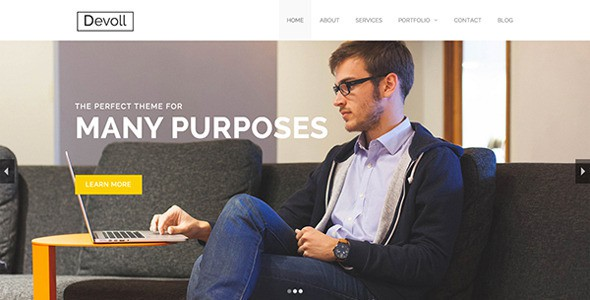 Best Responsive Multipurpose WordPress Theme