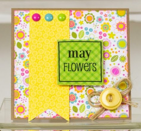 SRM Stickers Blog - Springtime Mini Cards by Corri - #cards #mini #clear box #gift #spring #vinyl