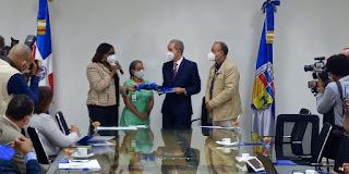 Ministro García Fermín anuncia MESCYT implementará doctorado en la universidades del país