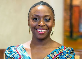 kay's report: WOW!! Chimamanda Adichie Becomes 1st Black Woman To Deliver UPenn's Commencement Address Since 1978 ( Watch Video)