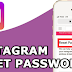 Reset My Password for Instagram