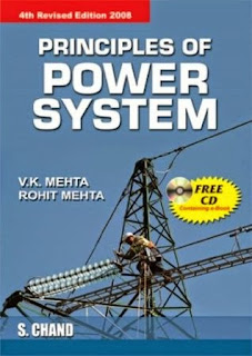 Download Principle of Power System VK Mehta And Rohit Mehta Pdf