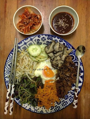 Bibimbap Makanan Korea