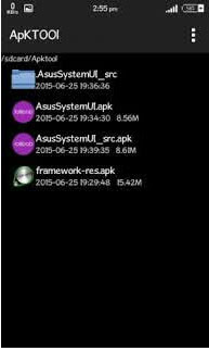 Cara Decompile Recompile Asus Zenfone Tanpa PC