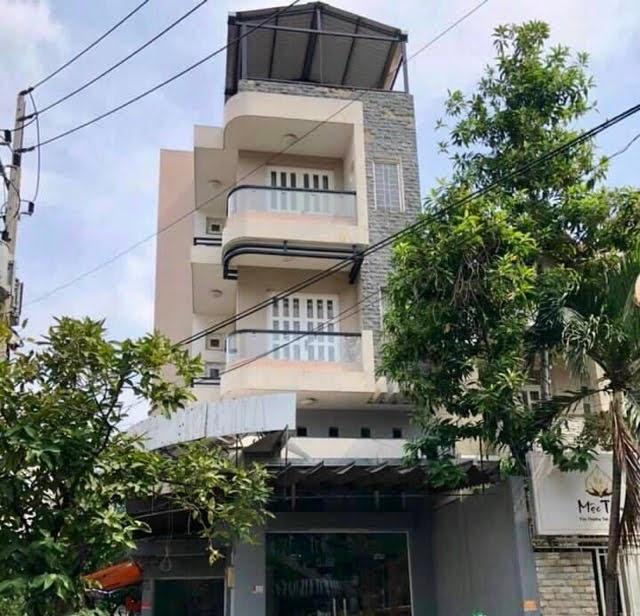 Bán nhà căn góc 2 mặt tiền Đường số 79 Tân Quy