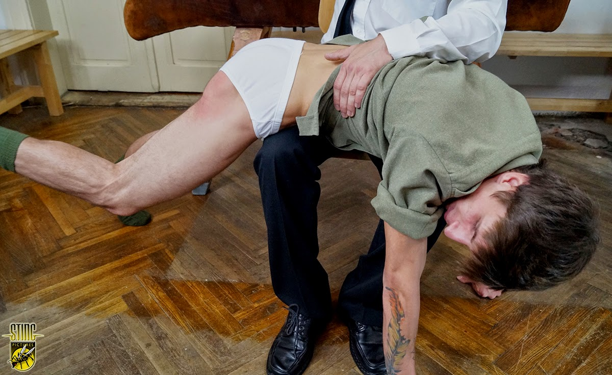 spank bottoms Sore