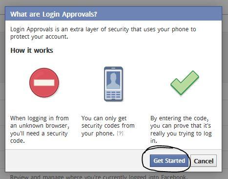 Facebook Login Approval On - Passward জানলেও কেও আর আপনার একাউন্টে ঢুকতে পারবেনা।