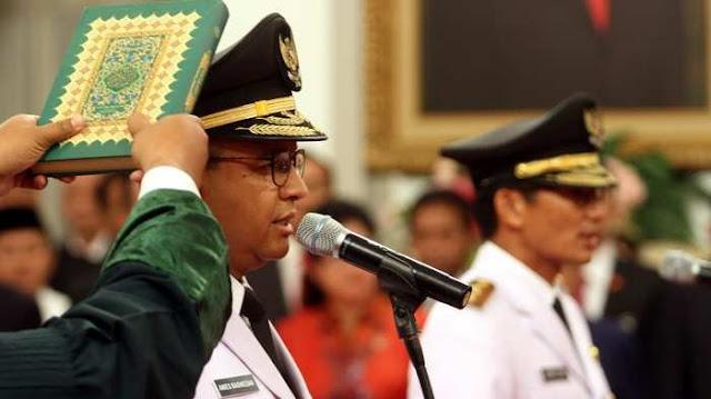 Ini Tanggapan PKS Atas Ketidakhadiran Djarot Di Pelantikan Anies-Sandi