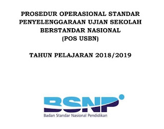 POS USBN SD, MI, SMP, MTS, SMA, SMA, MA, SMK 2019