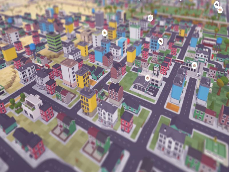 Voxel Tycoon PC Game Free Download
