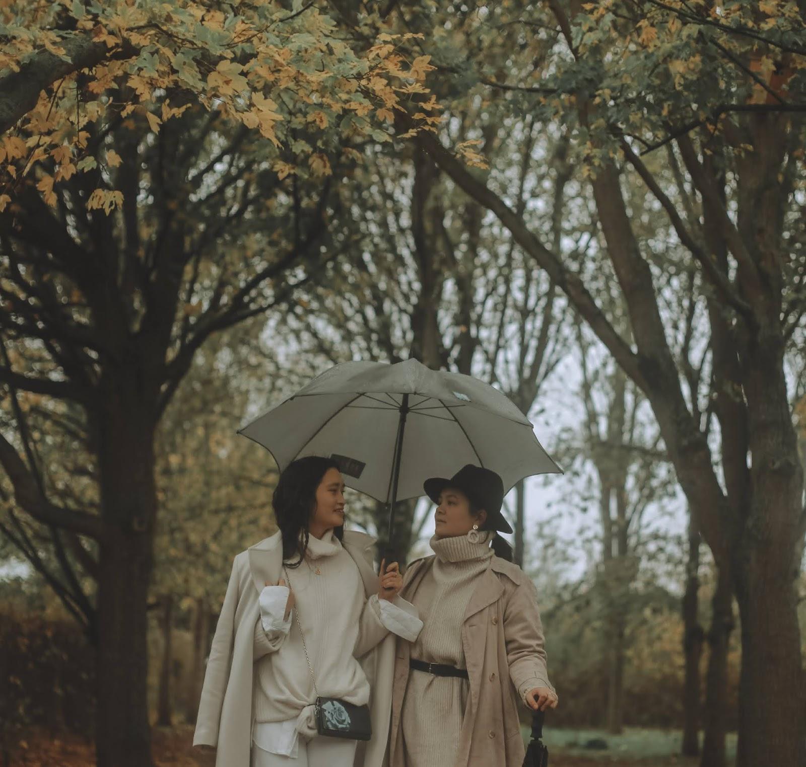 Rêveuse Style: London Rain
