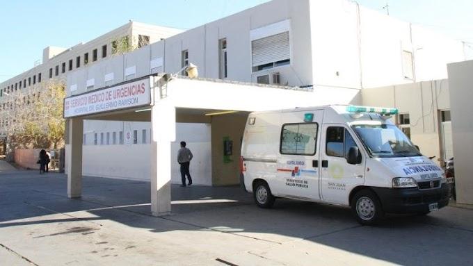 HOY COMIENZA EL TRASLADO DE URGENCIA DEL HOSPITAL RAWSON