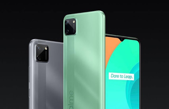रिअलमीचा 'स्वस्त' स्मार्टफोन 'Realme C11' लाँच
