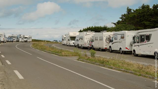 Viajar a Bretaña y Normandía en coche