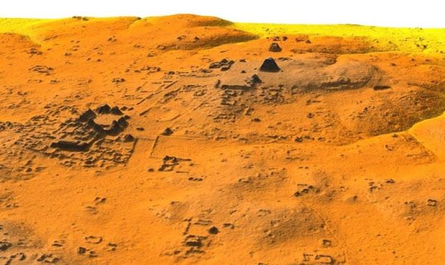 As ruínas de uma enorme cidade antiga foram descobertas em uma parte remota da Guatemala, informaram pesquisadores e autoridades locais.