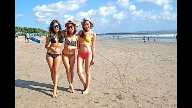 Exotic and Beautiful Kuta Beach Bali
