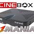 Atualização Cinebox Supremo Duo HD - 29/07/2017
