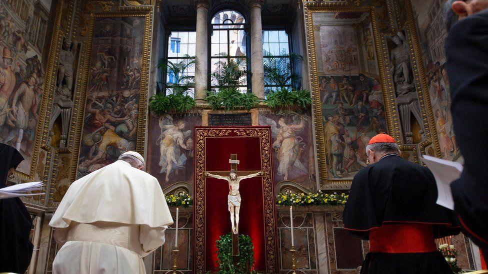 Astaga! 3.200 Pendeta Gereja Katolik Prancis Jadi Pelaku Pelecehan Terhadap Ribuan Anak di Bawah Umur
