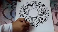Tokoh Kaligrafi Islam, Nama Tokoh Kaligrafi Dunia, Kaligrafi Masjid
