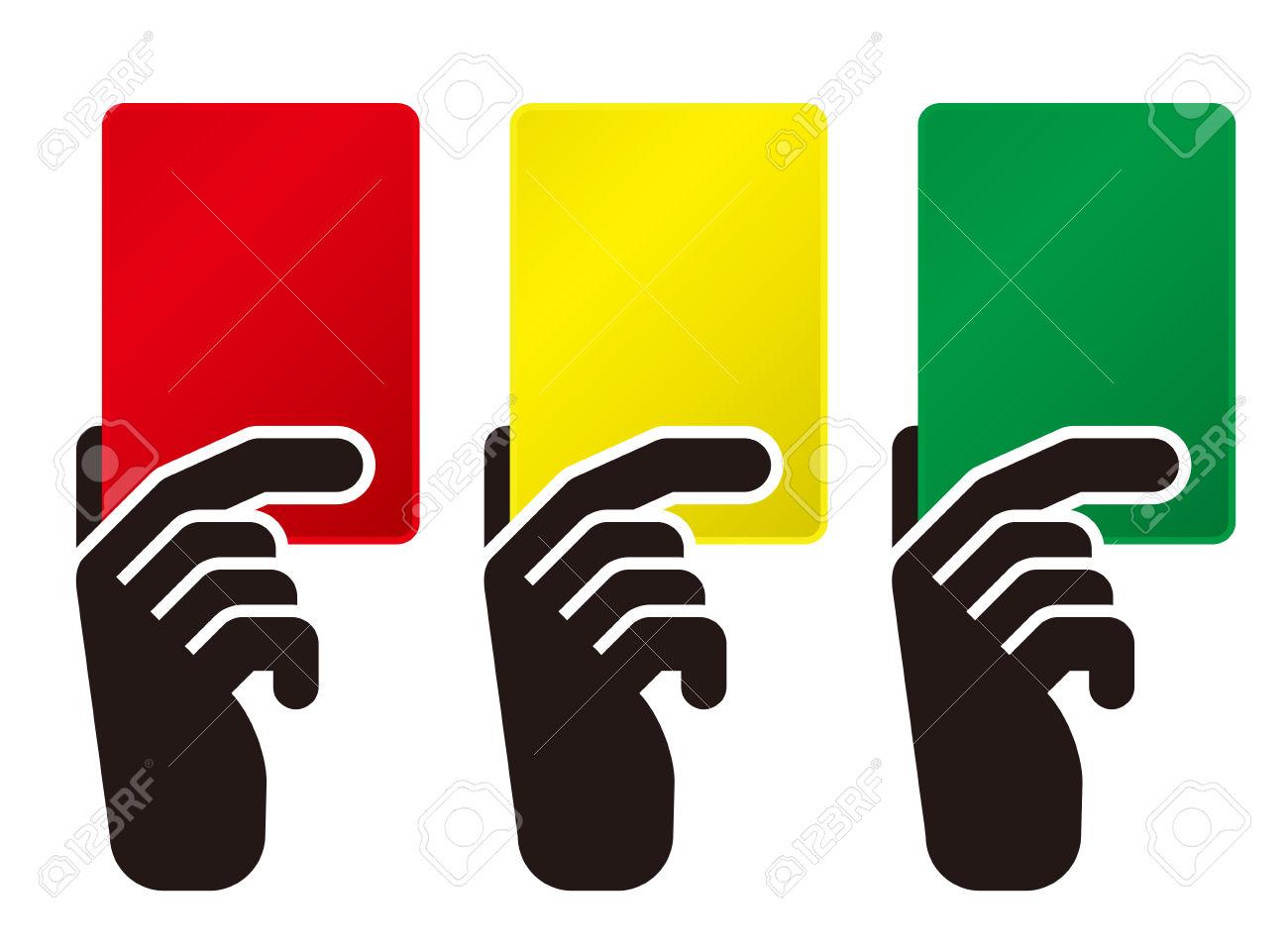 Videos Tarjeta Verde Pero Como Aparecieron La Amarilla Y La Roja